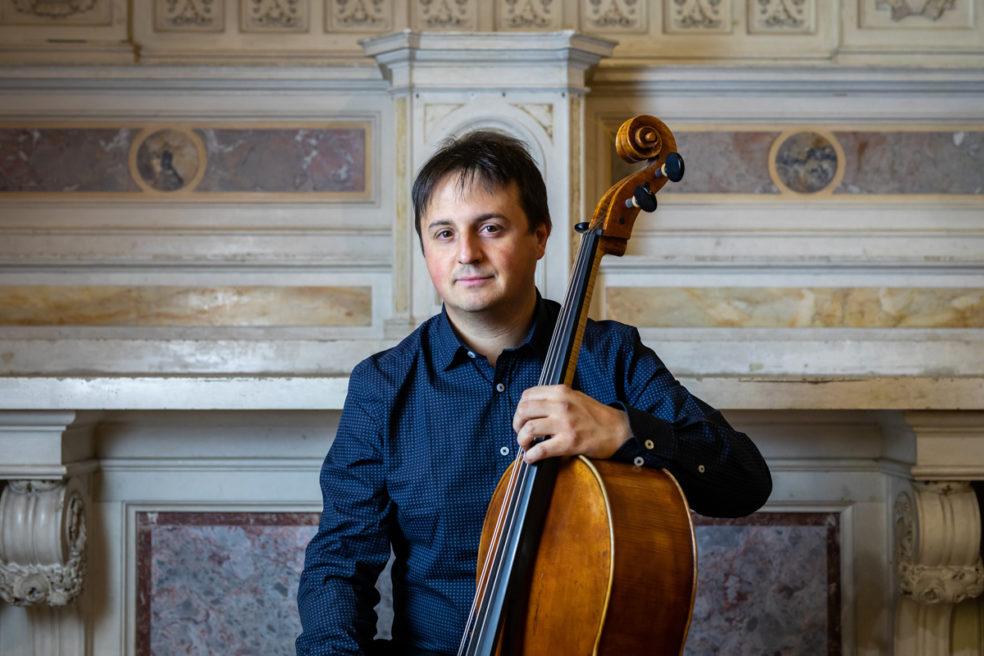 Gioele Gusberti | Violoncellista